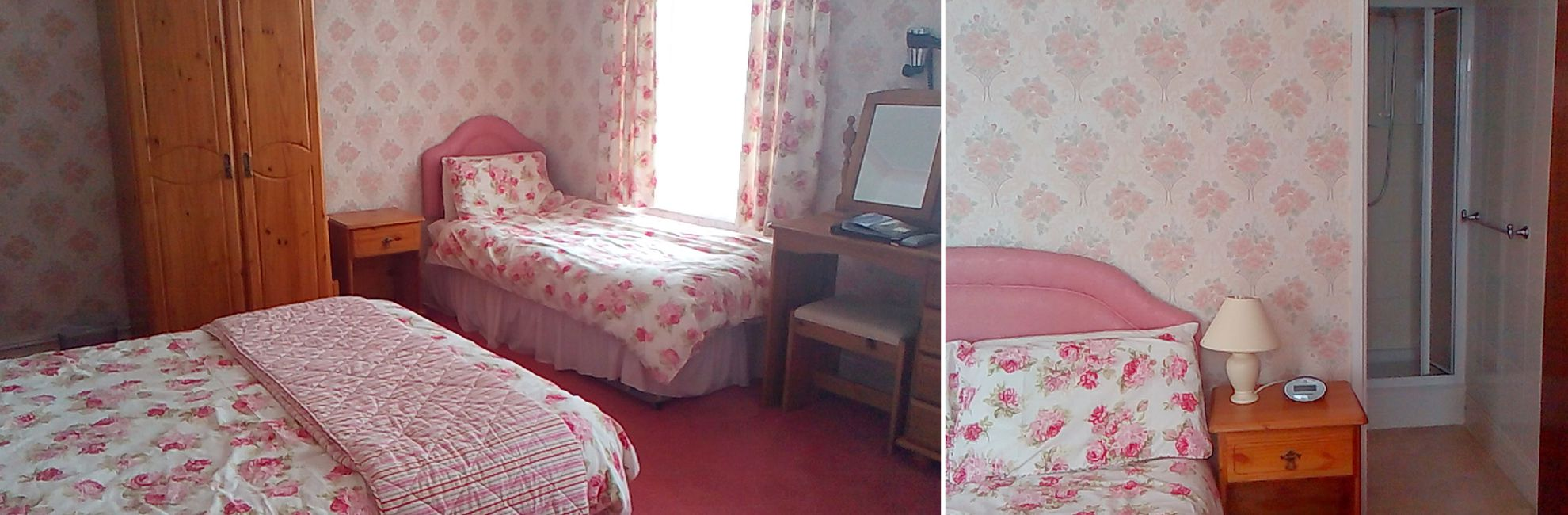 Family of 3 room at Adeline Guest House